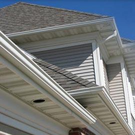 A j sheet metal offering rollex steel siding fascia for Homeowner selection sheet